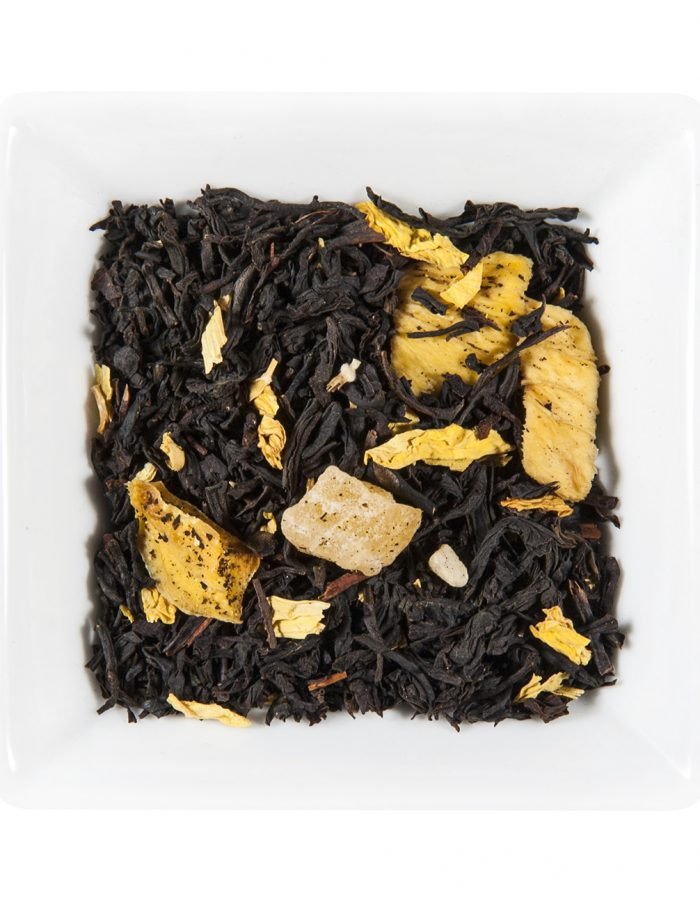 black tea mango
