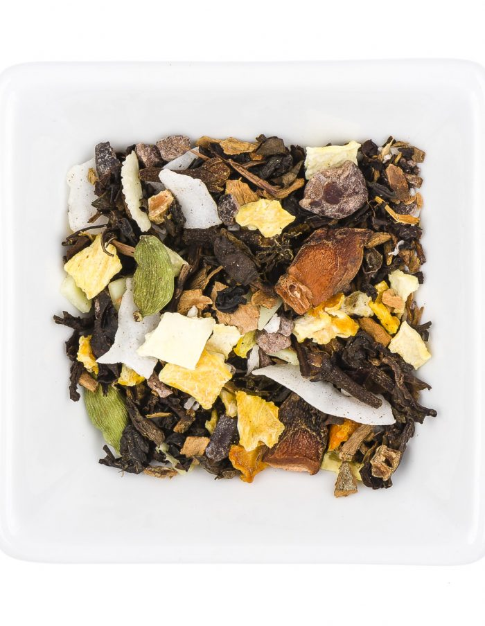 oolong pumpkin chai